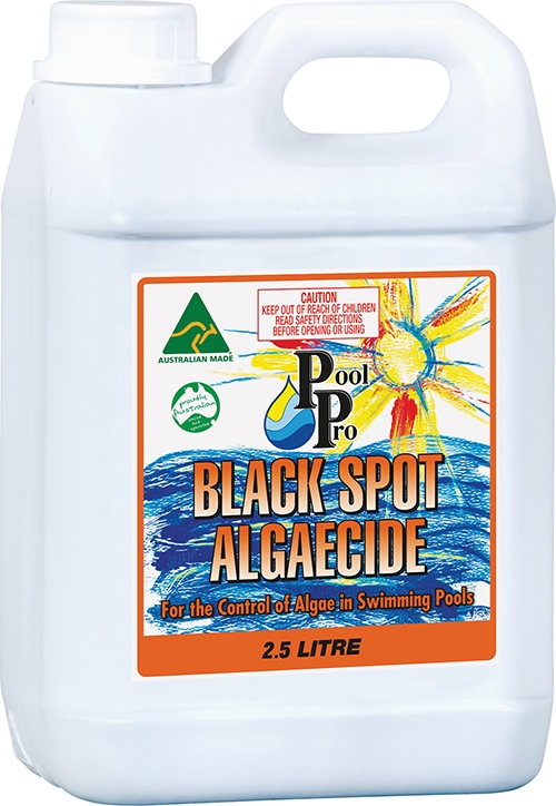 Black Spot Algaecide