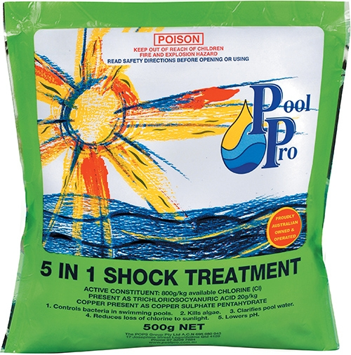 5 in 1 Shock Treatment