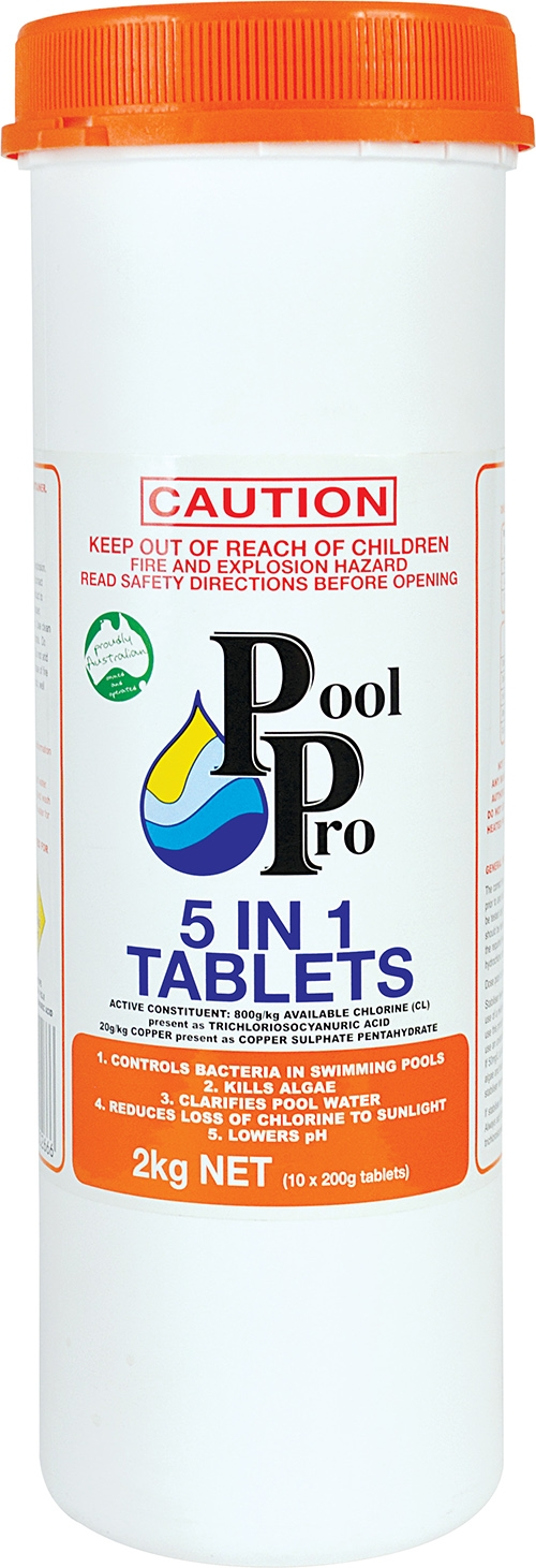 5 in 1 Tablets