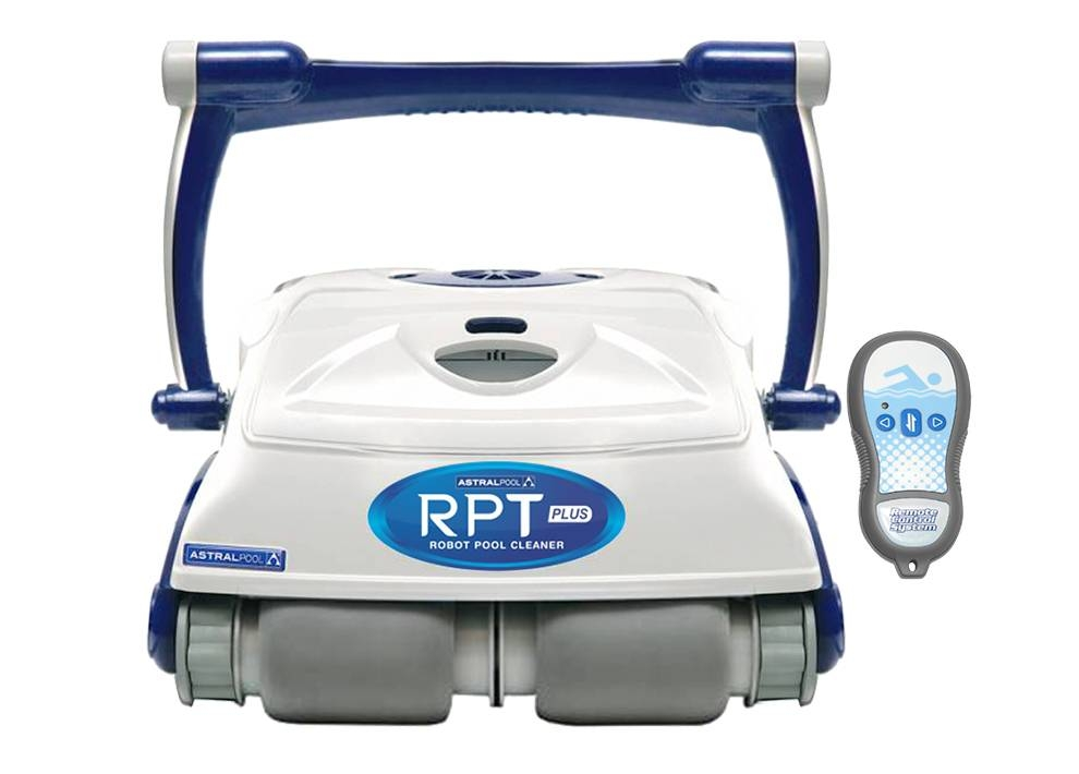 RPT Plus Robot Pool Cleaner with Remote Control