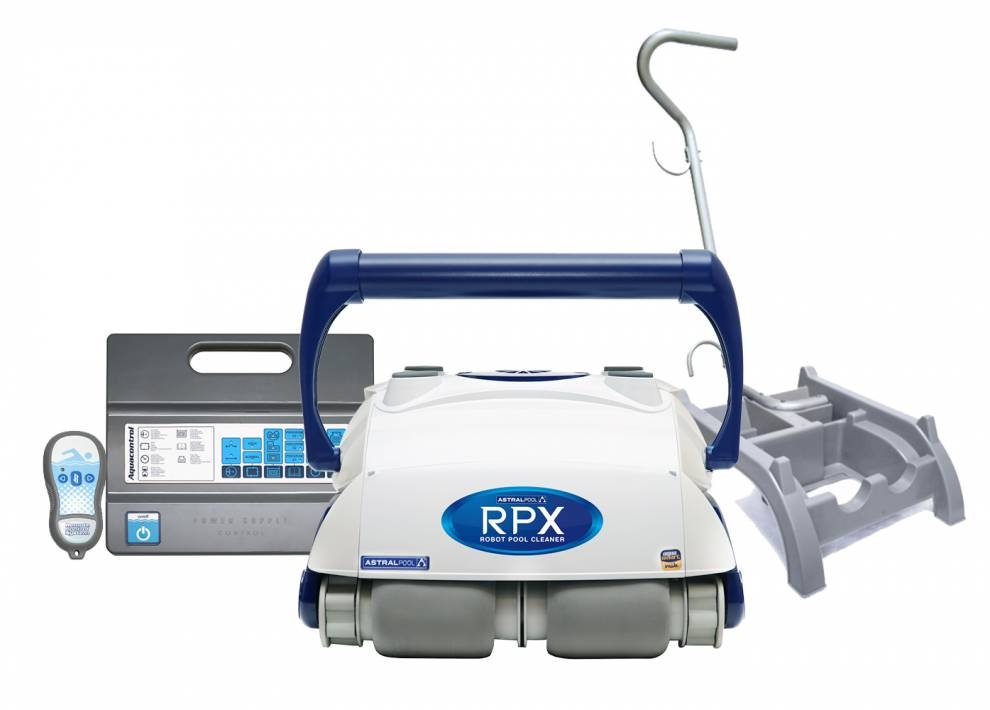 RPX Robotic Pool Cleaner
