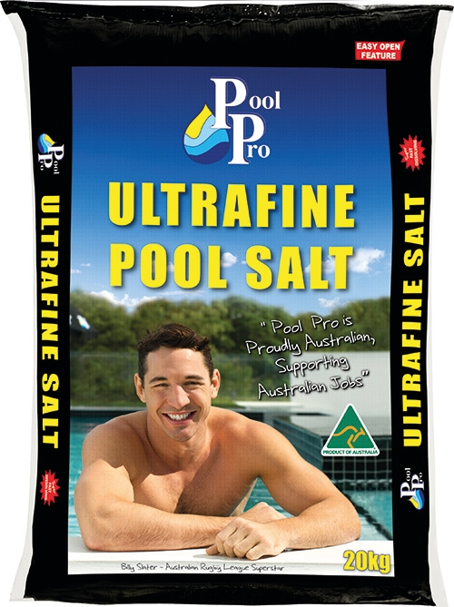 Ultrafine Pool Salt