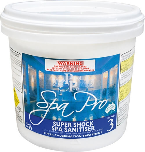 Spa Pro Super Shock Spa Sanitiser