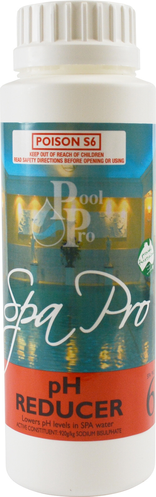 Spa Pro pH Reducer