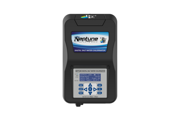 Neptune Digital Salt Chlorinator